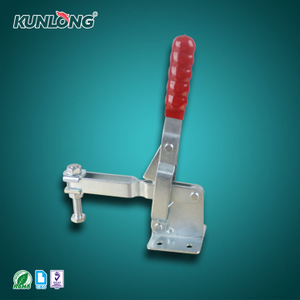 SK3-021H-8 KUNLONG Rubber Adjustable Vertical Quick Toggle Clamp