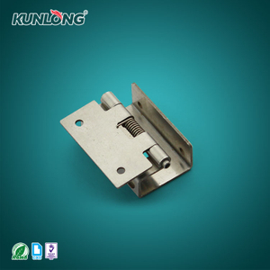 SK2-391 KUNLONG Steel Spring Concealed Loaded Removable Hinge
