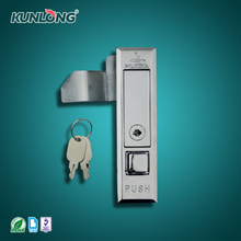 SK1-069 KUNLONG Cam Locking Metal Switch Box Cabinet Panel Lock