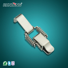 SK3-015 KUNLONG Stainless Steel Spring Flat Toggle Draw Latch