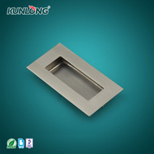 SK4-035 KUNLONG Stainless Steel Kitchen Cabinet Recessed Door Handle