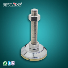 FT-T140 KUNLONG Heavy Duty Adjustable Steel Leveling Feet