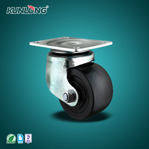 SK6-U6593P KUNLONG Heavy Duty Adjustable Caster Wheel