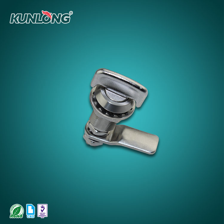 SK1-063F KUNLONG Steel Double Bit Type Adjustable Cam Lock