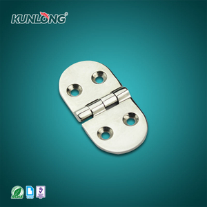 SK2-8072 KUNLONG Standard Steel Exposed Door Hinges