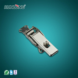 SK3-023S-1 KUNLONG Steel Twist Adjustable Toggle Draw Latch