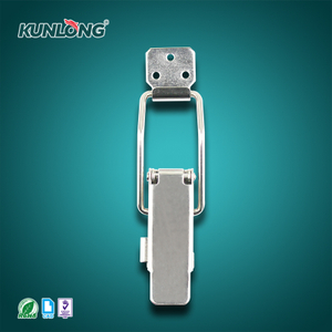 SK3-061S KUNLONG Steel Locking Flat Draw Latch