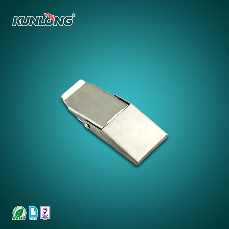 SK3-31S-2 KUNLONG Supplier Stainless Steel Compression Flat Door Draw Latch